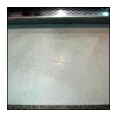 高架地板清洗上臘前的現場地板狀態