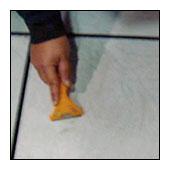 高架地板髒污清潔中