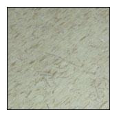 塑膠地板髒污型態-地板上的磨擦刮痕