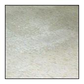 塑膠地板髒污型態-地板髒污卡在舊臘層上、舊臘層剝落