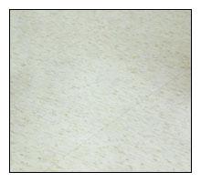 徹底剝除舊臘的塑膠地板(尚未上臘)