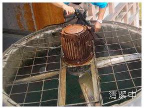 冷卻水塔清洗